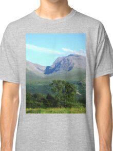 a stunning United Kingdom landscape Classic T-Shirt