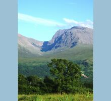 a stunning United Kingdom landscape Unisex T-Shirt