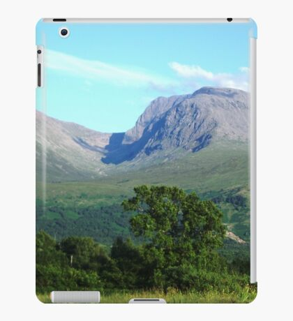 a stunning United Kingdom landscape iPad Case/Skin
