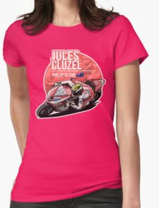 Jules Cluzel - 2015 Phillip Island Womens Fitted T-Shirt