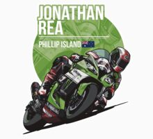 Jonathan Rea - 2015 Phillip Island One Piece - Short Sleeve