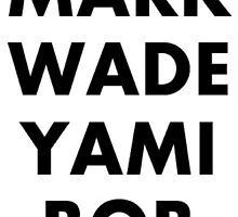 MARK|WADE|YAMI|BOB Youtubers by forged