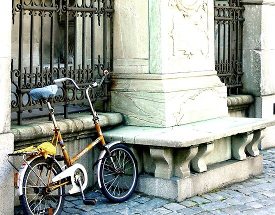 i want to ride my bicycle II by evStyle