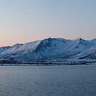 Risøyhamn Christmas morning by David Burren