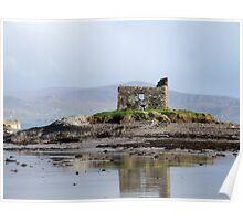 Ballinskelligs Castle Poster