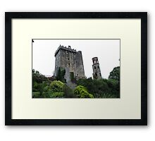 Blarney Castle & Tower Framed Print
