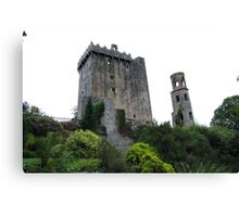 Blarney Castle & Tower Canvas Print