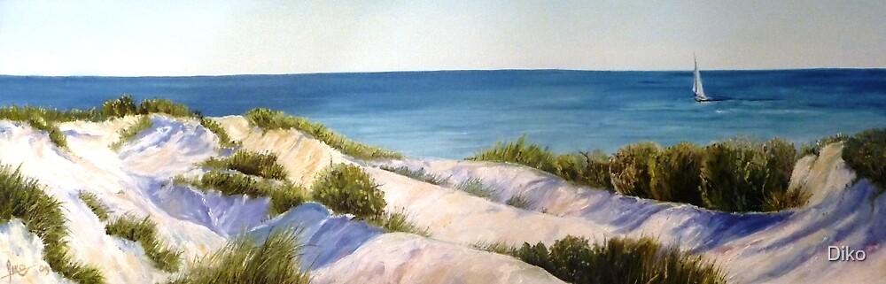 Ocean Reef Dune #53 by Diko