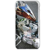 Chrome Chopper iPhone Case/Skin