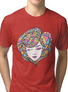 Goddess 2 of Book 2 Tri-blend T-Shirt