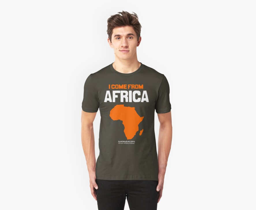 I come from Africa by kaysha