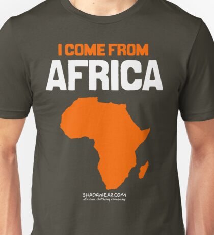 I come from Africa T-Shirt