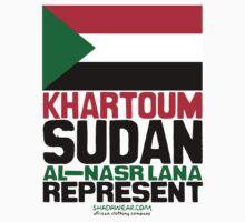 Khartoum, Sudan represent by kaysha