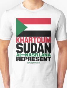 Khartoum, Sudan represent T-Shirt