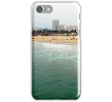 Santa Monica Beach, California iPhone Case/Skin
