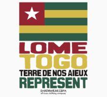 Lome, Togo, Represent Kids Clothes