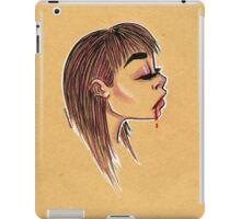 Mary needs blood iPad Case/Skin