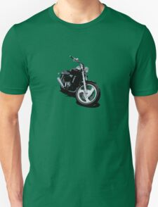 Candy Red Flamed Cruiser Unisex T-Shirt