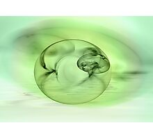 Green World - Zen Photographic Print