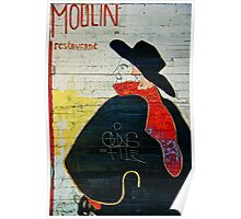 Moulin Poster