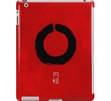 ENSO IN JAPAN iPad Case/Skin