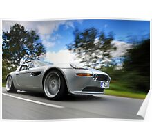 The BMW Z8 .... Poster