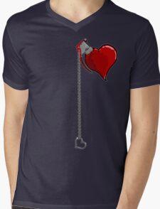 Explosive desire Mens V-Neck T-Shirt