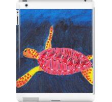 Happy Turtle iPad Case/Skin