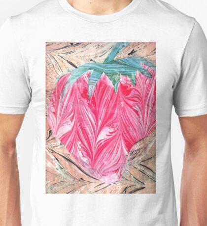 Strawberry Swirl Unisex T-Shirt