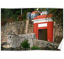 La Puerta de San Juan Poster