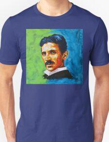 The Great Inventor - A Nikola Tesla Tribute Unisex T-Shirt