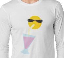 Globule warming Long Sleeve T-Shirt
