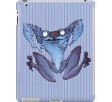 Carlimo the Dancing Frog iPad Case/Skin
