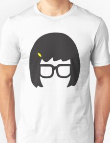 Tina Belcher: Silhouette Style  Unisex T-Shirt