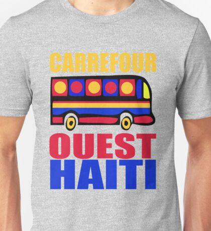 Carrefour, Ouest Unisex T-Shirt