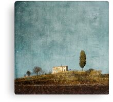 Cyprus hill Canvas Print