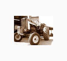 Tractor, sepia  Unisex T-Shirt