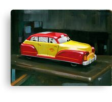 Table Taxi Canvas Print