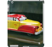 Table Taxi iPad Case/Skin
