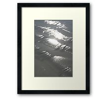 Silver Magic Framed Print