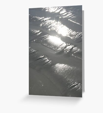 Silver Magic Greeting Card