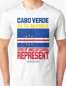 Cabo Verde ki ta manda T-Shirt