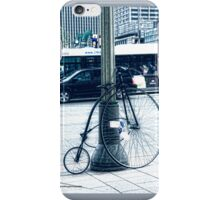 Bicycle for Experts iPhone Case/Skin