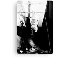 POWERED CUBICLE Canvas Print