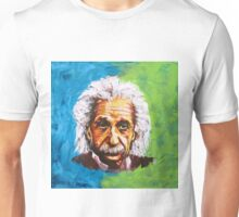 Albert Einstein Tribute Unisex T-Shirt