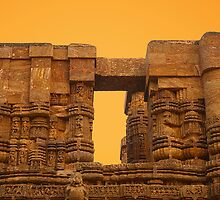Konark Temple-4 by Mukesh Srivastava