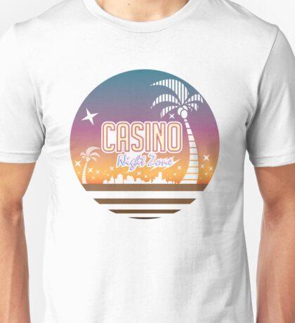 Sonic 2 - Casino Night Zone (Clean) Unisex T-Shirt