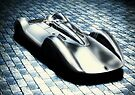 Audi Auto Union V16 Type C Streamline  by adriangeronimo