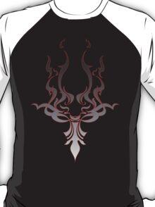 Tribal Face Design T-Shirt