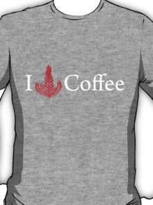 I love coffee T-Shirt